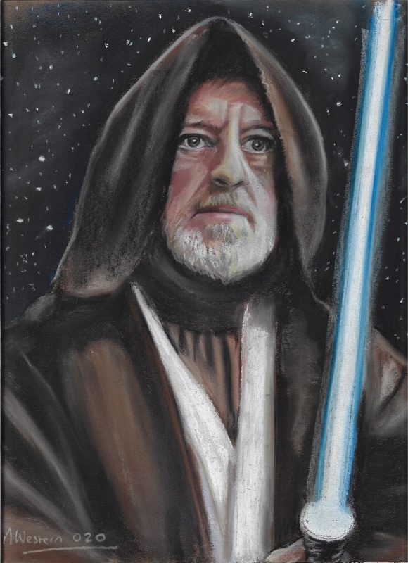Alec Guinness by western61